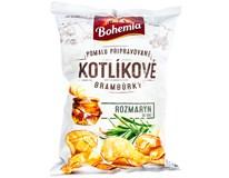 Bohemia kotlík Mořská sůl+rozmarýn 1x120g