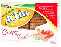 Bonavita Active Crispy Rusk suchary pšenično-žitné 1x180g
