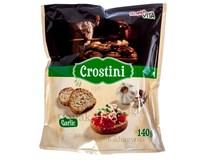 Crostini česnekové krutony 1x140g