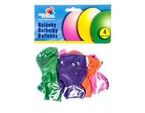 Balónky nafukovací figurky 4ks