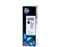 Barva do tiskárny HP GT51 Ink Bottle black/černá 1ks