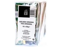 Golden Virginia tabák 10x50g