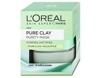 L'Oréal Purity Maska pleťová 1x50ml