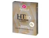 Dermacol HT 3D maska na oči hydratační 1x6ks