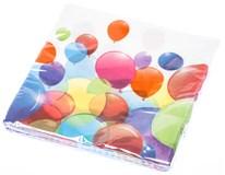 Ubrousky papírové Flying Balloons 2-vrstvé 33x33cm 20ks