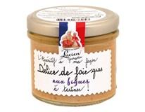 Lucien Georgelin Foie gras s fíky 1x100g