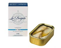 La Brújula Sardinky v olivovém oleji (3-4ks) 1x115g