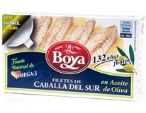 Boya Makrela filety v kořeněné omáčce 1x83g