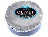 Olivet Cendré sýr v popelu chlaz. 1x250g