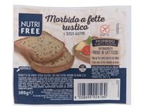 Chléb toustový celozrnný bezlepkový 1x165g