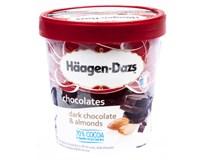 Häagen-Dazs Choco Almonds zmrzlina mraž. 1x500ml