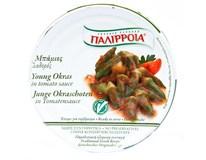 Palirria Mladé lusky Okra v tomatové omáčce 1x280g