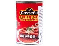 La Costeňa Enchiladas Rojas salsa 1x420g