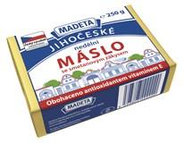Madeta Jihočeské máslo nedělní 77% chlaz. 1x250g