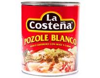 La Costeňa Pozole Blanco Charola 1x810g
