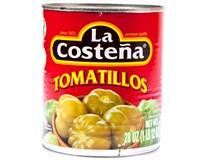 La Costeňa Tomatillos/rajčata celé 1x790g