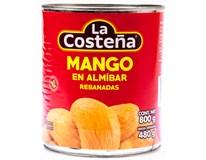 La Costeňa Mango plátky 1x800g