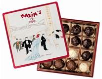 Maxim's de Paris bonboniéra speciální výběr 16 rochers 1x140g