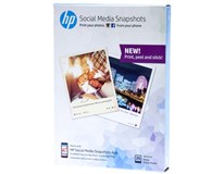 Fotopapír SM Snapshoot HP 10x13 25listů 265g 1ks