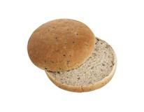 Hamburger bulka vícezrnná mraž. 24x108g