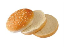 Hamburger Double bulka mraž. 24x84g