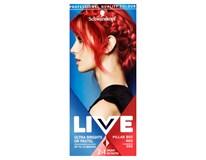 Schwarzkopf Live Color 092 barva na vlasy red 1x1ks