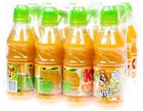 Kubík 100% pomeranč-jablko nápoj 12x330ml