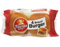 Brioch Burger 4x62,5g