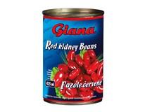 Giana Fazole červené 6x425ml