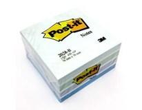 Post-it bloček lepicí kostka 76x76mm 450listů 1ks