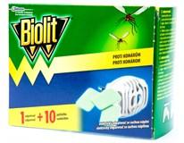 Biolit Odpařovač elektrický 1x1ks + náhradní náplň suchá 1x10ks