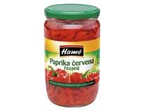 Hamé Paprika červená řezaná 8x660g
