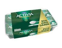 Activia bílá jogurt box chlaz. 6x120g