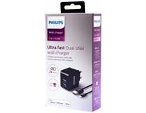 Nabíječka síťová Philips + kabel lightening 1ks