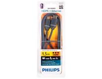 Kabel HDMI Philips vysokorychlostní 1,5m 1ks