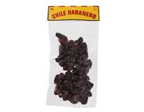 Chile Habanero Chilli sušené 1x100g