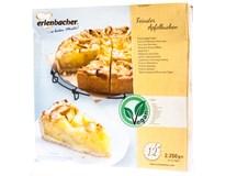 Erlenbacher Koláč jemný jablečný Vegan mraž. 1x2250g
