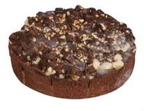Crunch cake čokoládový mraž. 1x1600g