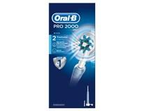 Oral-B Pro 2000 zubní kartáček elektrický 1x1ks