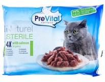 Prevital Kapsička hovězí maso pro kočky 24x85g