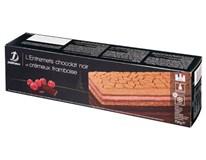 Dezert tmavá čokoláda a maliny mraž. 4x750g
