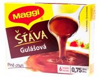 Maggi Šťáva gulášová 6kostek 1x60g