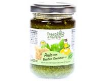 Pesto Con Basilico Genovese s olivovým olejem chlaz. 1x120g