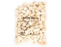 Banán plátky mraž. 1x2,5kg