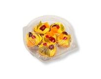 Košíček ovocný dezert chlaz. 6x60g