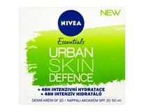 Nivea Urban Skin denní krém 1x50ml