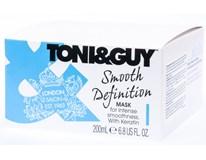 Toni&Guy Maska na vlasy uhlazující 1x200ml