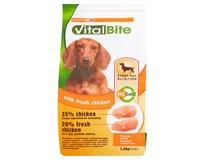 VitalBite Freshmeat granule pro psy 1x1,5kg