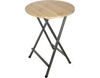 Stůl Banket kulatý dřevo 1ks