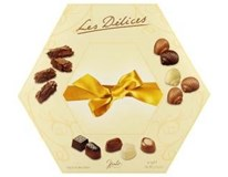 Les delices pralinky čokoládové 1x375g